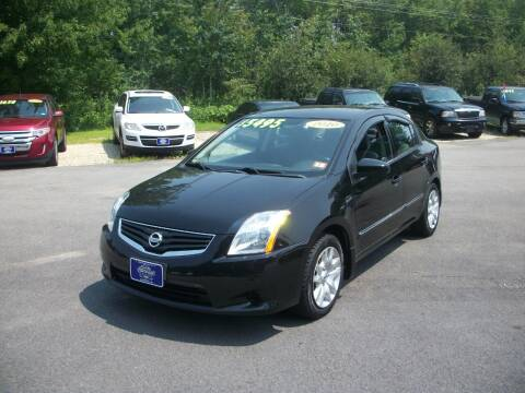 2010 Nissan Sentra for sale at Auto Images Auto Sales LLC in Rochester NH