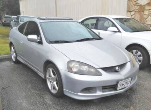 2005 Acura RSX for sale at Weaver Motorsports Inc in Cary NC