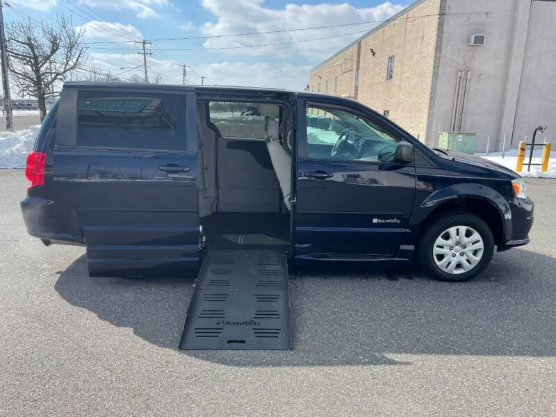 2015 Dodge Grand Caravan for sale at State Road Truck Sales in Philadelphia PA