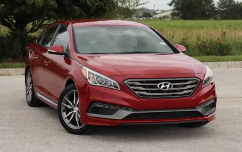 2017 Hyundai Sonata for sale at Big O Auto LLC in Omaha NE