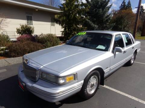 1995 Lincoln Town Car for sale at Signature Auto Sales in Bremerton WA