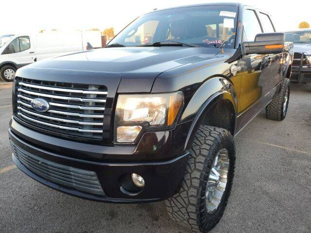 2010 Ford F-150 for sale at Lakeside Auto Brokers Inc. in Colorado Springs CO