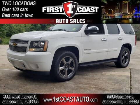 2007 Chevrolet Tahoe for sale at 1st Coast Auto -Cassat Avenue in Jacksonville FL