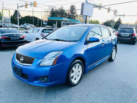 2012 Nissan Sentra for sale at LotOfAutos in Allentown PA