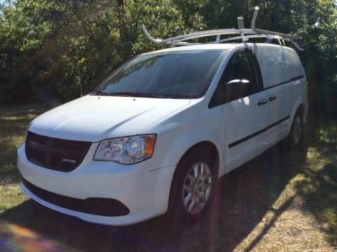2015 RAM C/V for sale at Allen Motor Co in Dallas TX