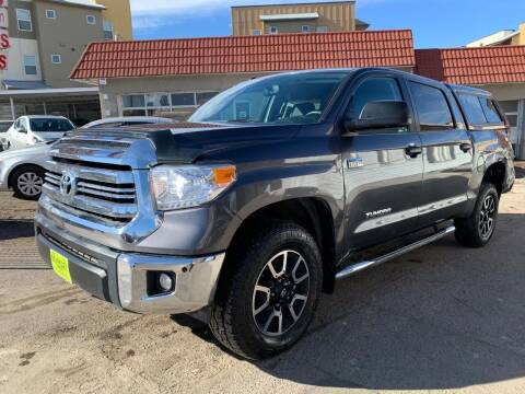 2017 Toyota Tundra for sale at STS Automotive in Denver CO