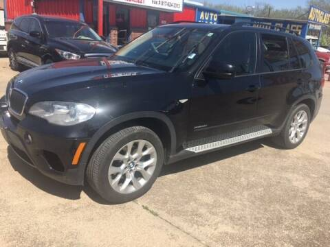2012 BMW X5 for sale at CARDEPOT in Fort Worth TX