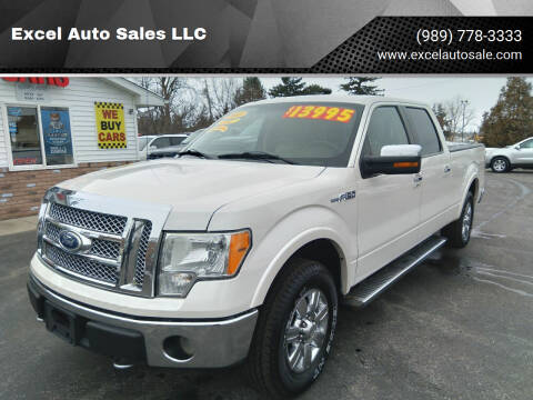 2010 Ford F-150 for sale at Excel Auto Sales LLC in Kawkawlin MI