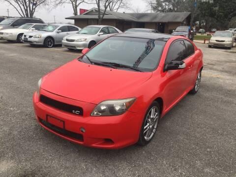 2005 Scion tC for sale at John 3:16 Motors in San Antonio TX