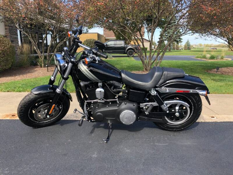 2015 Harley-Davidson FXDF for sale at Fox Valley Motorworks in Lake In The Hills IL