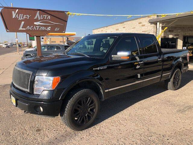 2011 Ford F-150 for sale at Valley Auto Locators in Gering NE