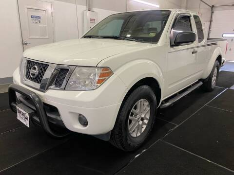 2014 Nissan Frontier for sale at TOWNE AUTO BROKERS in Virginia Beach VA