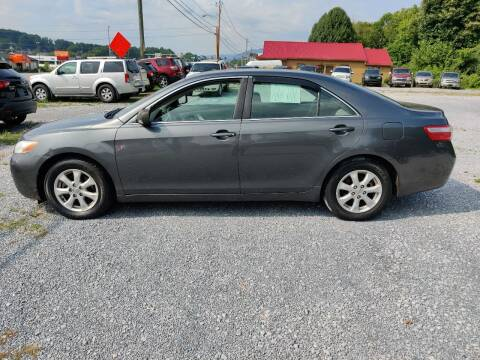 2009 Toyota Camry for sale at Magic Ride Auto Sales in Elizabethton TN