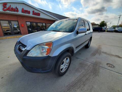 2003 Honda CR-V for sale at Eden's Auto Sales in Valley Center KS