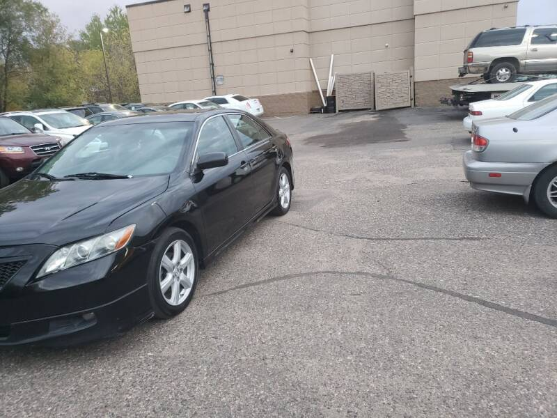 2008 Toyota Camry for sale at Fleet Automotive LLC in Maplewood MN