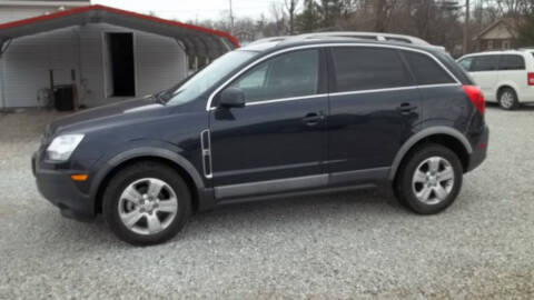 2014 Chevrolet Captiva Sport for sale at MIKE'S CYCLE & AUTO - Mikes Cycle and Auto (Liberty) in Liberty IN