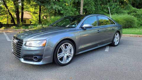 2016 Audi A8 L for sale at Total Package Auto in Alexandria VA