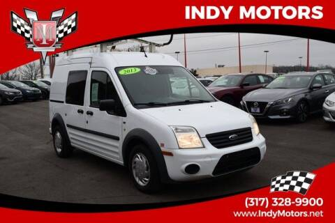 2013 Ford Transit Connect for sale at Indy Motors Inc in Indianapolis IN