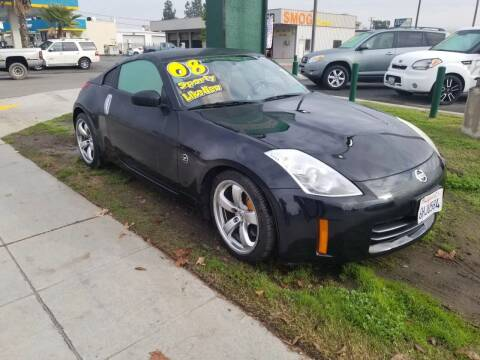2008 Nissan 350Z for sale at Showcase Luxury Cars II in Pinedale CA