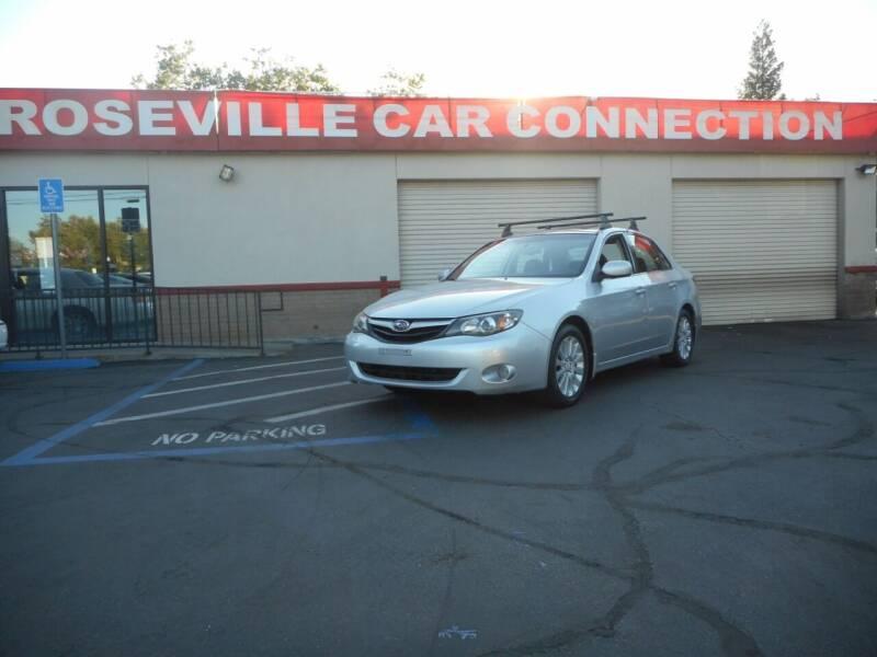 2010 Subaru Impreza for sale at ROSEVILLE CAR CONNECTION in Roseville CA
