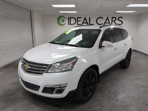 2016 Chevrolet Traverse for sale at Ideal Cars Atlas in Mesa AZ