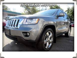 2013 Jeep Grand Cherokee 4x4 Laredo 4dr SUV - West Nyack NY