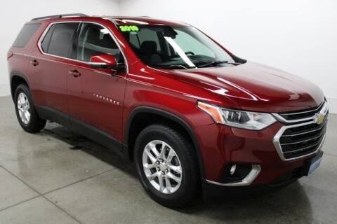 2019 Chevrolet Traverse for sale at Bob Clapper Automotive, Inc in Janesville WI
