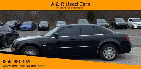 2007 Chrysler 300 for sale at A & R Used Cars in Clayton NJ