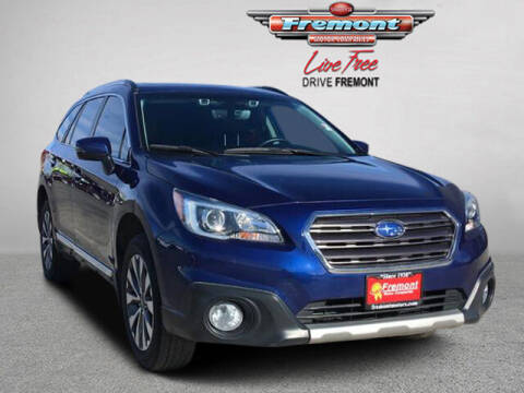 2017 Subaru Outback for sale at Rocky Mountain Commercial Trucks in Casper WY