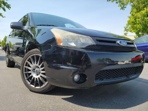 2010 Ford Focus for sale at All-Star Auto Brokers in Layton UT