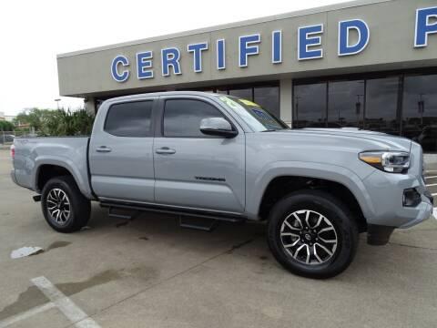 2021 Toyota Tacoma for sale at Mac Haik Ford Pasadena in Pasadena TX