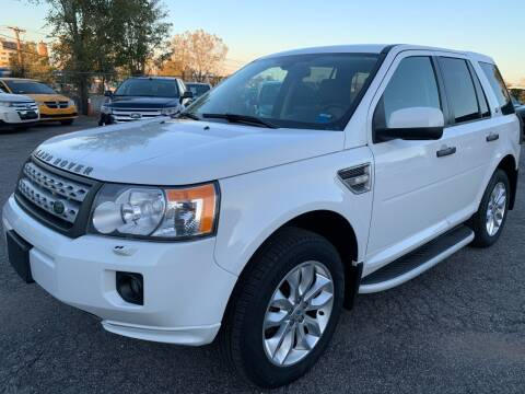 2011 Land Rover LR2 for sale at TD MOTOR LEASING LLC in Staten Island NY