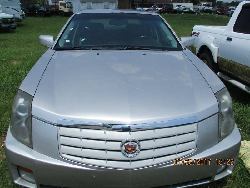 2007 Cadillac CTS for sale at Z Motors in Chattanooga TN