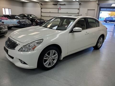 2013 Infiniti G37 Sedan for sale at Towne Auto Sales in Kearny NJ