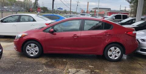 2014 Kia Forte for sale at Baton Rouge Auto Sales in Baton Rouge LA