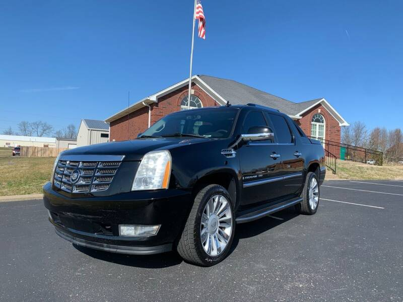 2008 Cadillac Escalade EXT for sale at HillView Motors in Shepherdsville KY