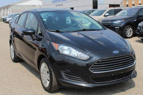 2014 Ford Fiesta for sale at SHAFER AUTO GROUP in Columbus OH