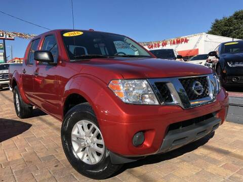 2016 Nissan Frontier for sale at Cars of Tampa in Tampa FL