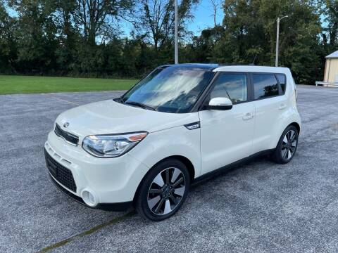 2016 Kia Soul for sale at Jackie's Car Shop in Emigsville PA