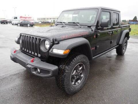 2021 Jeep Gladiator for sale at Karmart in Burlington WA