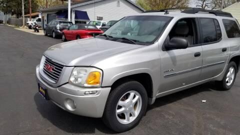 2006 GMC Envoy XL for sale at Advantage Auto Sales & Imports Inc in Loves Park IL