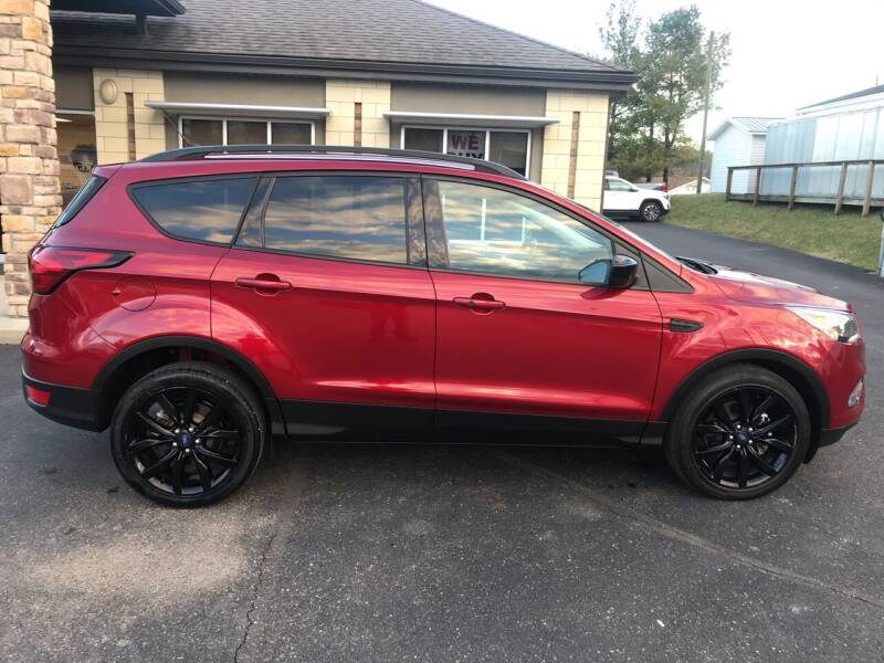 2019 Ford Escape for sale at Singer Auto Sales in Caldwell OH