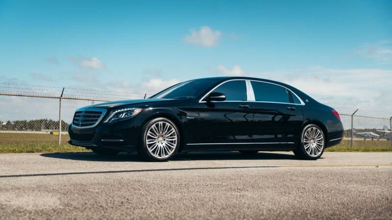 2017 Mercedes-Benz S-Class for sale at EURO STABLE in Miami FL