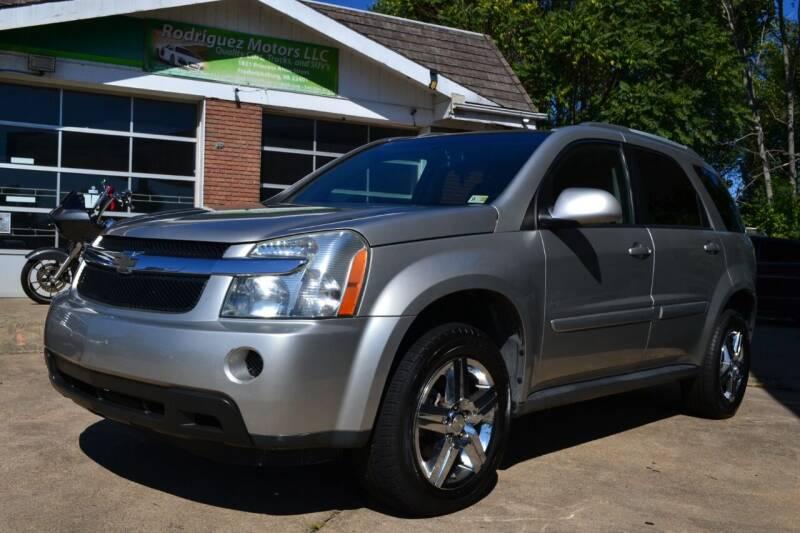 2008 Chevrolet Equinox for sale at RODRIGUEZ MOTORS LLC in Fredericksburg VA