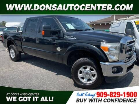 2014 Ford F-250 Super Duty for sale at Dons Auto Center in Fontana CA