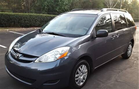 2006 Toyota Sienna for sale at memar auto sales, inc. in Marietta GA
