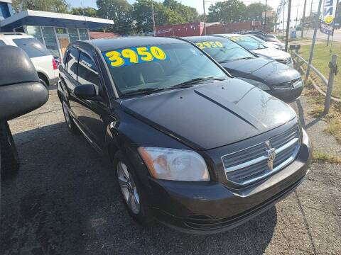 2010 Dodge Caliber for sale at JJ's Auto Sales in Independence MO