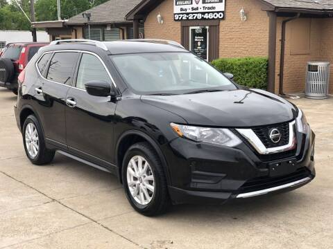 1900 Nissan Rogue for sale at Safeen Motors in Garland TX