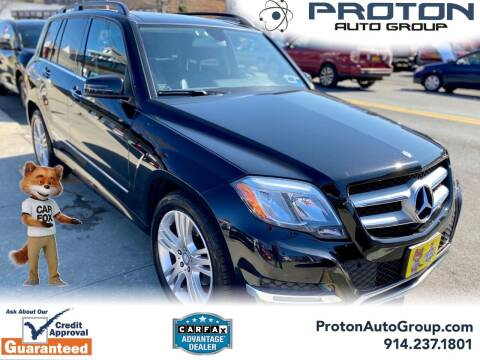 2014 Mercedes-Benz GLK for sale at Proton Auto Group in Yonkers NY