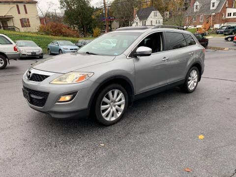 2010 Mazda CX-9 for sale at KP'S Cars in Staunton VA
